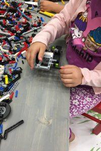 Χώροι Τρίλιζα - Lego