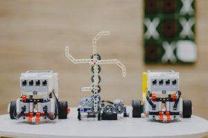 Χώροι Τρίλιζα - Ρομποτ